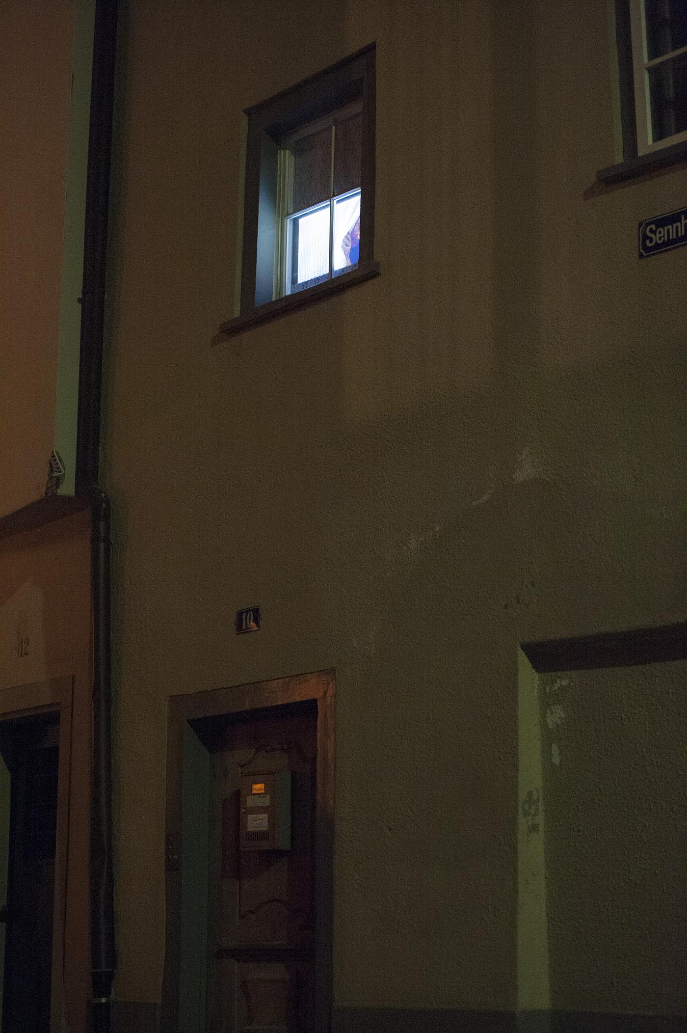 Silvano Repetto, «L'ospite inatteso» (Der unerwartete Gast), 2014