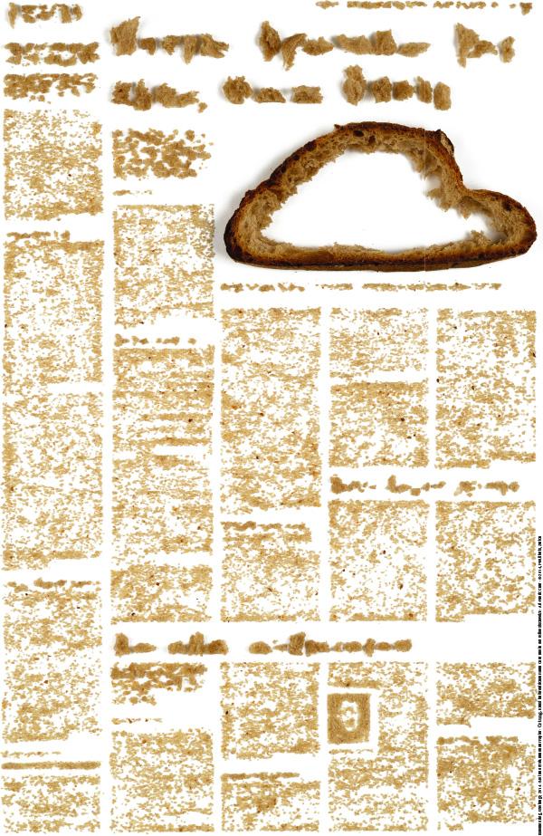 Isabelle Krieg, «Brotung», 2014, © 2015, ProLitteris, Zurich Alle Urheberrechte bleiben vorbehalten. Sämtliche Reproduktionen sowie jegliche andere Nutzungen ohne Genehmigung – mit Ausnahme des individuellen und privaten Abrufens der Werke - ist verboten.
