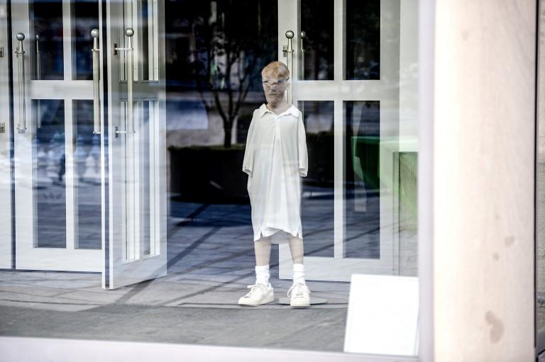Erik Steinbrecher «Er», 2014, © 2015, ProLitteris, Zurich