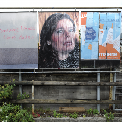 Jules Spinatsch, «Ohne Titel», 2014