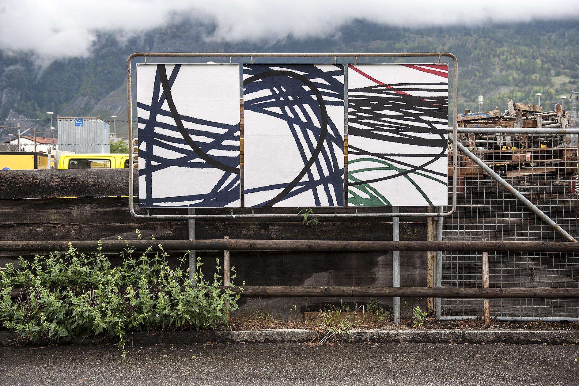 Gaudenz Signorell, «Big Bic», 2014, Bild © Marco Hartmann