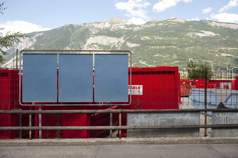«Calanda», 2014, © 2015, ProLitteris, Zurich Alle Urheberrechte bleiben vorbehalten. Sämtliche Reproduktionen sowie jegliche andere Nutzungen ohne Genehmigung – mit Ausnahme des individuellen und privaten Abrufens der Werke - ist verboten.